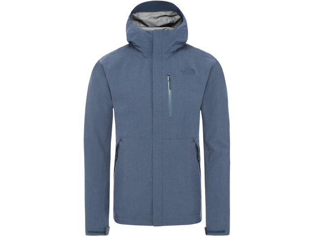 The North Face Dryzzle FutureLight Veste Homme, blue wing teal heather